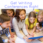 Get Writing Conferences Right