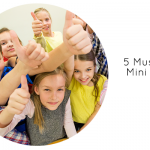 Five Must Teach Mini Lessons