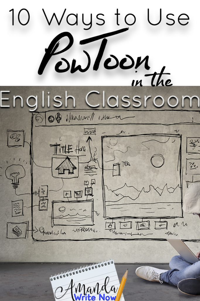PowToon in the English Classroom