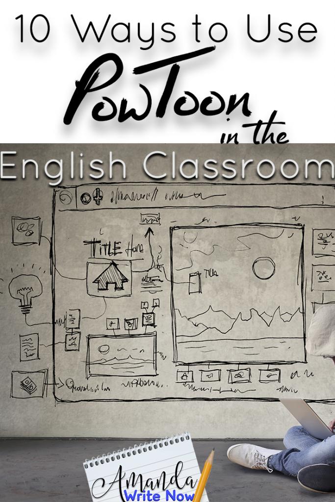 PowToon in the English Classroom